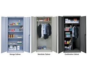HALLOWELL 800 SERIES HEAVY GAUGE KD CABINETS
