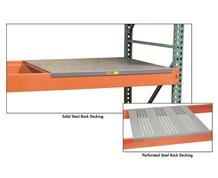 ALL-WELDED STEEL RACK DECKING